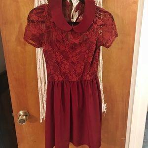 ASOS Collared dress
